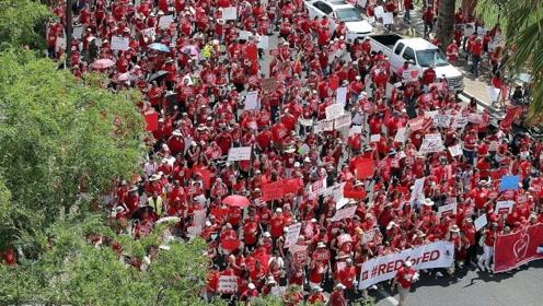 近12年来首次!美国通用汽车48000名工人在全美进行大罢工