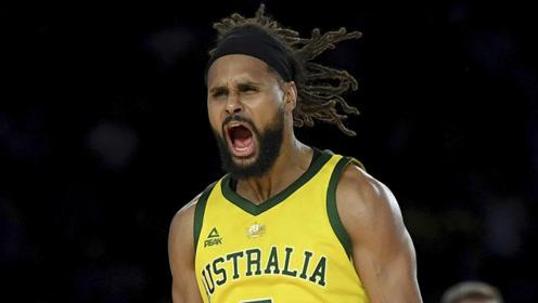 FIBA赛场大BUG!米尔斯2019年篮球世界杯高光集锦合集