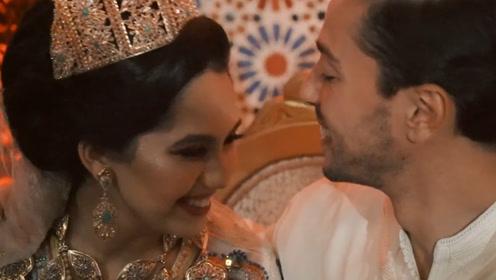摩洛哥的新娘集市,挑中就可以直接结婚,网友:我也想去试试