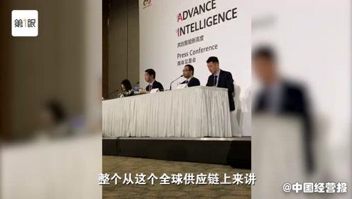 华为轮值董事长胡厚崑:若向西方出售5G技术可解决安全疑虑