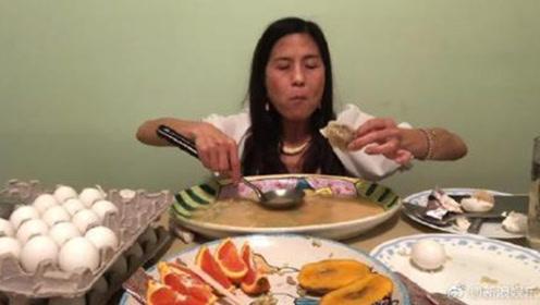 美籍华裔大胃王去世,死因家属拒绝透漏,网友:大胃王得悠着点