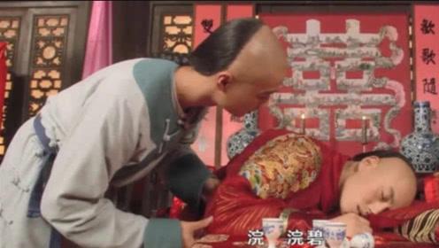 甄嬛传:大婚之夜,果郡王喝醉后为啥会喊浣碧的名字,而不是甄嬛