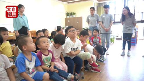 """大学生5种方言说""""光头强砍树""""告诉幼儿园小朋友:普通话很重要"""