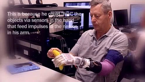 灵活到可以摘葡萄剥香蕉的机械手,残疾人的福音