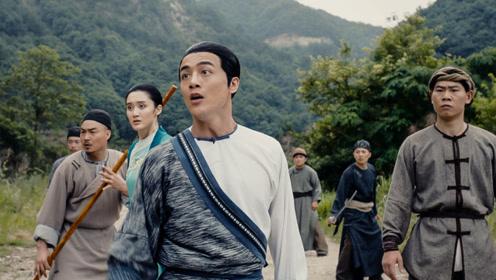 《洪熙官之天地英雄》主题曲《江山画眉》MV