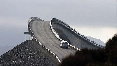 """全球最危险的公路,一路狂飙才能过,稍微慢点就出""""意外""""!"""