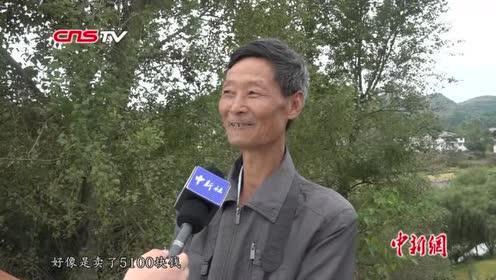 """锄头在左单反在右贵州一乡村""""玩摄影""""蔚然成风"""