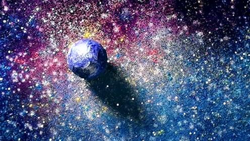 """一秒钟如何造出一个""""星球""""?"""
