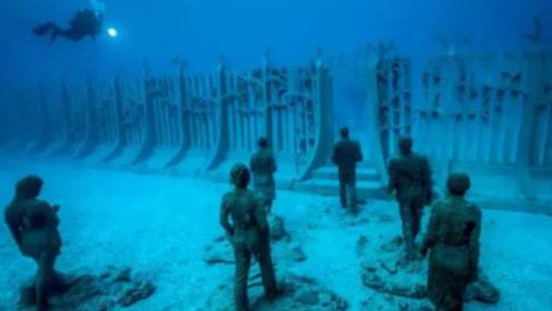 远古文明或真实存在,与人类发展方向不同,他们或早已离开地球