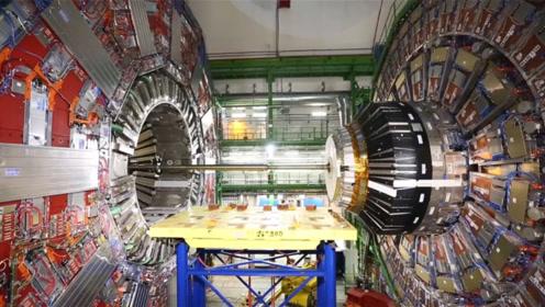 世界上最大的机器,耗费80亿美元建造,囊括五大世界之最