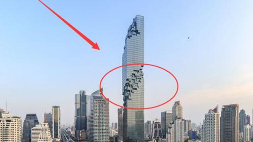 泰国耗资46亿建第一高楼,建成后却遭众人吐槽,被说成烂尾楼