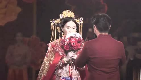"""迄今为止见到最奢华,最中国的婚礼!""""公司老总结婚"""""""