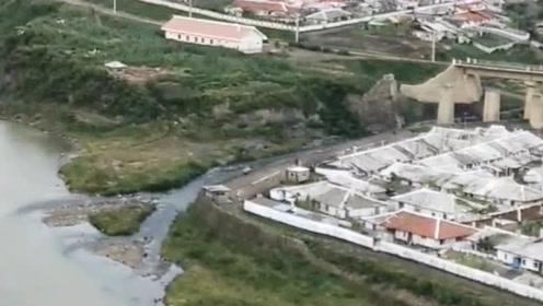 距离中国只有100米的朝鲜边境,和你想象中的一样吗?