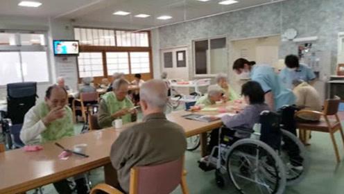 """日本""""最大""""养老院,为了让老人享受生活,只要散步就发钞票!"""