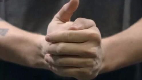 """为什么有人掰手指能""""咔咔响""""?对手有损害吗?不妨看一看!"""