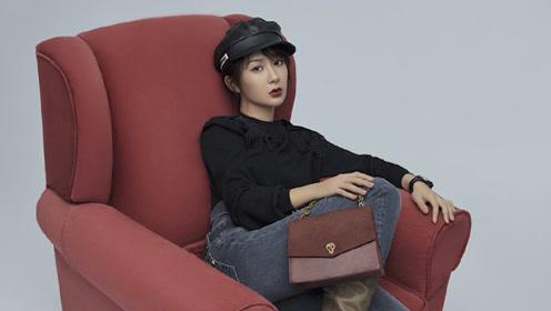 杨紫登上时尚杂志十月刊封面 贵气逼人口号色号成亮点