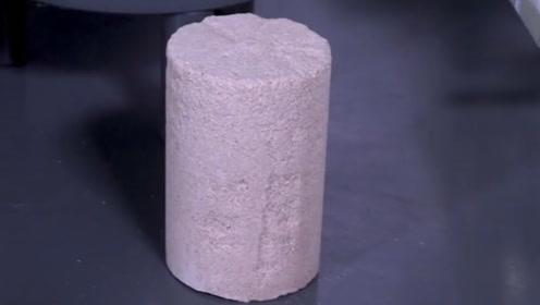 尿液还有大用处?老外用尿液制成砖头,硬度比普通砖头还要强