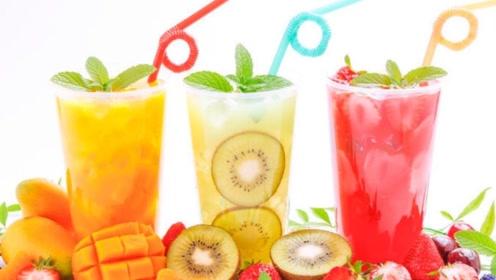 鲜榨果汁真对身体有益处吗?医生听了直瞪眼!