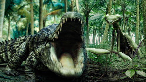 《荒岛求生之巨兽来袭》先导预告:1011巨兽集结,捕猎人类