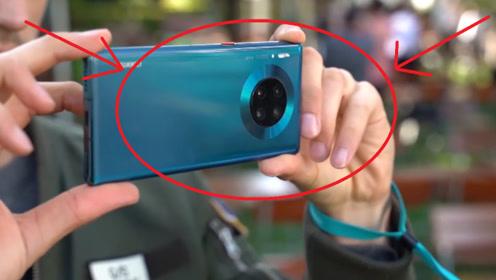 华为Mate30Pro上手测评,没了谷歌服务还是好手机吗?