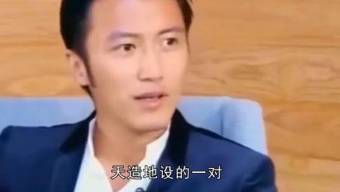 谢霆锋被问:和张柏芝没有爱情了吗?他的下意识回答,网友炸锅了