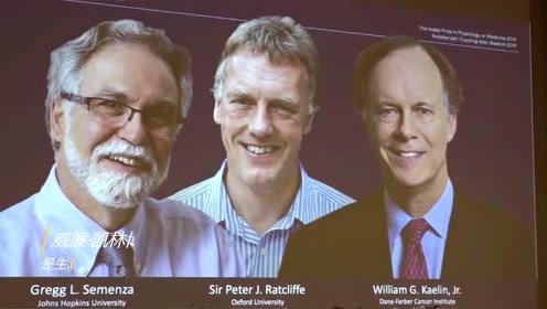 诺贝尔医学奖大公开,凯林等人荣获大奖,揭示地球生命基石
