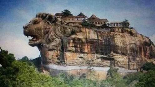 200米高山顶上修建空中宫殿 千年后被人发现震惊了世界