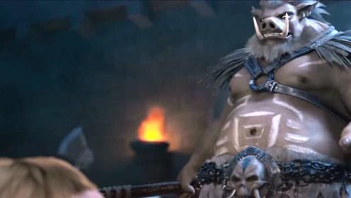 《速看西行纪》20 落入圈套!猪八戒和猪勇鬣的交易!