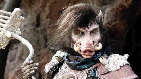 孙悟空把金箍棒藏耳朵里,猪八戒把九齿钉耙藏哪里?你可能猜不到