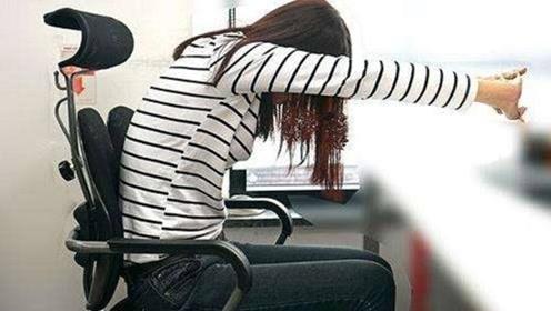 久坐伤身、伤脊椎,医生建议多活动活动
