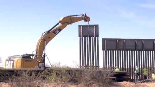 注入现代科技的美国边境墙真能阻止偷渡吗?说出来你可能不信