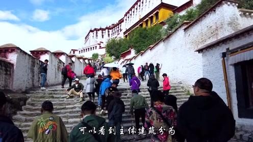 踏入布达拉宫,做雪域最大的王,西藏旅行必打卡景点