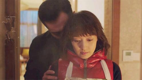 在远方:路晓鸥给姚远做饭,姚远从背后抱住,太甜蜜了