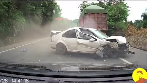 开车要小心,注意交通安全