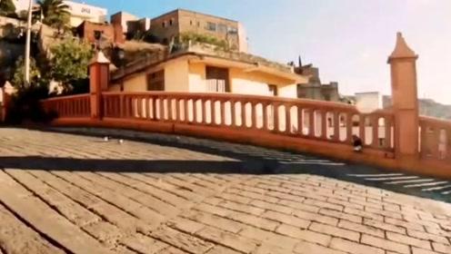 世界漂移第一人,真正的人车合一,跑起来让我看着都热血澎湃的!