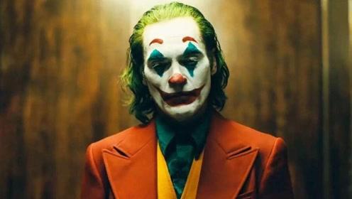 DC经典反派,影帝级演绎,小丑会震撼你的理由都在这里!