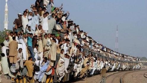 """为什么印度火车经常""""挂""""满人?原来我们都想错了!没那么简单"""