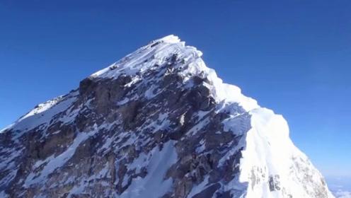 珠穆朗玛峰一半归他国管辖,为何大家都说它属于中国?
