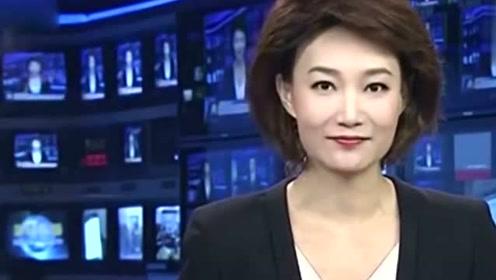 央视一姐多年戴假发扮成熟,当看到她摘掉假发时,美到不可方物