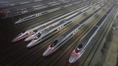 """中国高铁""""怕黑""""?到了晚上就停运,你知道是为什么吗?"""