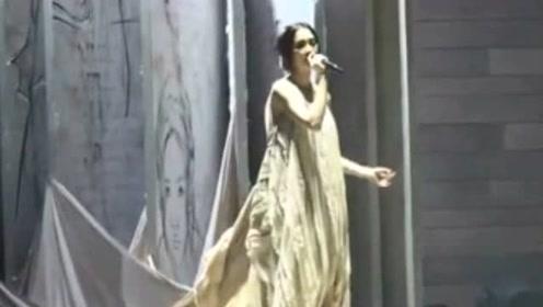 谢安琪演唱会变麦浚龙作品展 粉丝失望不满落差大