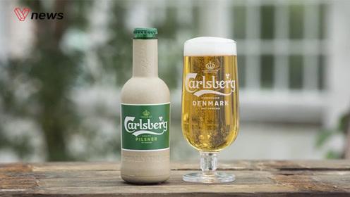 嘉士伯研发纸制啤酒瓶,难点在保全饮品风味
