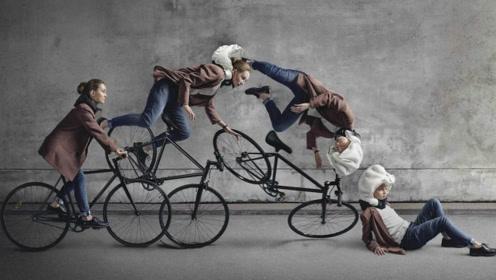 自行车也能装安全气囊?撞车后不到1秒自动弹出