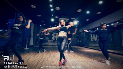 上海老闵行颛桥学跳舞 热舞舞蹈东川路店 欧美爵士 MV Rihanna