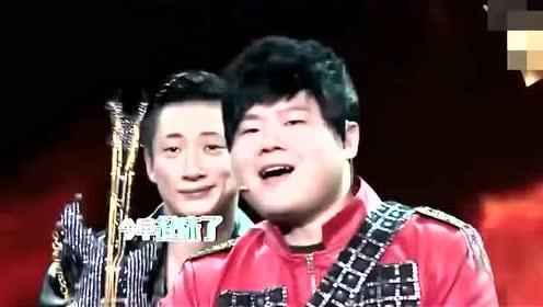 岳云鹏模仿王力宏,本尊都笑哭了岳云鹏尴尬了