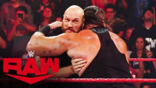 RAW1377期: 回顾战无不胜的吉普赛拳王泰森富里的高光拳台时刻