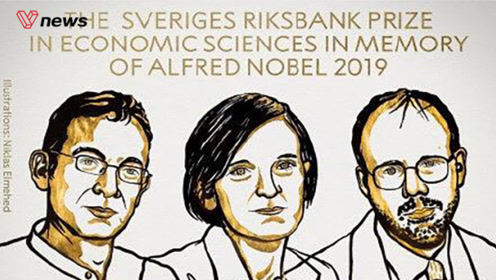 诺贝尔经济学奖公布,针对解决全球贫困问题