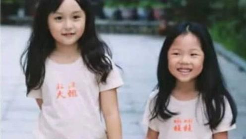 """有一种""""不公平""""遗传叫刘楚恬,专挑好基因继承,妹妹却长成这样!"""