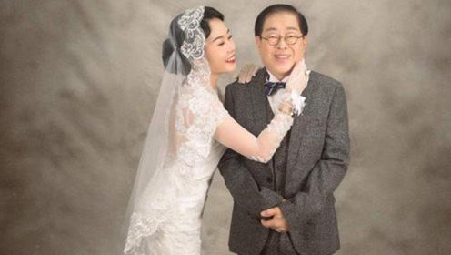 娱乐圈又一对爷孙恋发糖,29岁女星嫁71岁富豪,结婚三月就产子