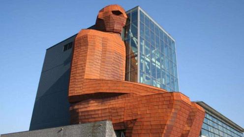 世界上最大的人体博物馆,真实放大身体构造,游客看后:太害羞